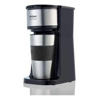 Arzum AR3058 Brew'n Take Kişisel Filtre Kahve Makinesi Siyah