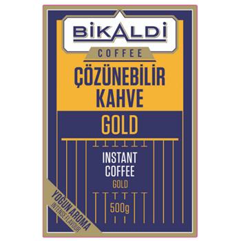 Bikaldi Kahve Dünyası Gold Kahve 500 gr