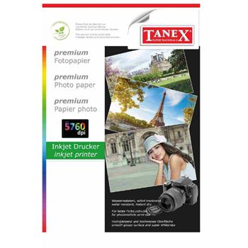 Tanex HC200G-25 Fotoğraf Kağıdı A4 200 gr 25'li