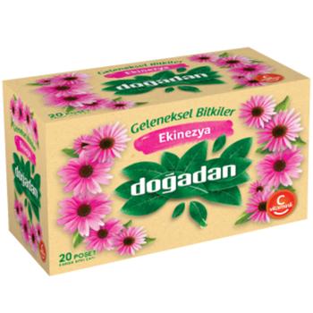 Doğadan Bardak Poşet Bitki Çayı Ekinezya 20'li
