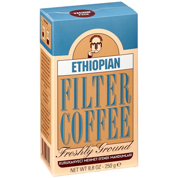 Kurukahveci Mehmet Efendi Ethiopian Filtre Kahve 250 gr