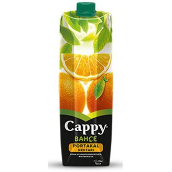 Cappy Meyve Suyu Portakal 1 Litre 12'li