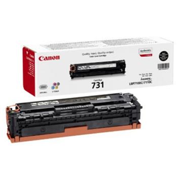 Canon CRG-731 BK Toner Siyah