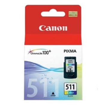 Canon CL-511 Kartuş Mp240/Mp260 Renkli
