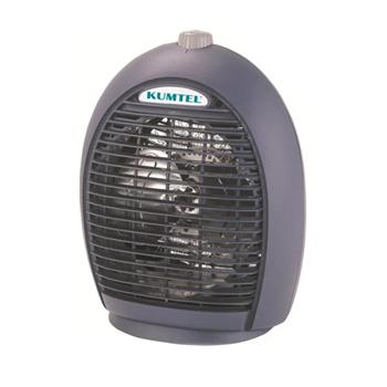 Kumtel LX-6331 Sıcak Soğuk Fanlı Siyah