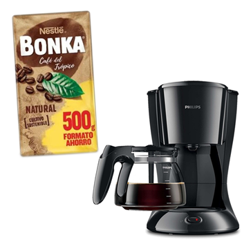 Nestle Bonka Philips Daily Collection Filtre Kahve Makinesi Hediyeli