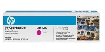 Hp CB543A Toner (Color Laserjet Cp1215/1515/1518) Magenta