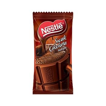 Nestle  Sıcak Çikolata 18,5  gr 24'lü  paket