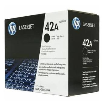 Hp Q5942A Toner Laserjet 4250/4350 Smart Siyah