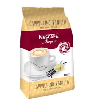 Nescafe Alegria Vanilyalı Cappuccino  1 Kg