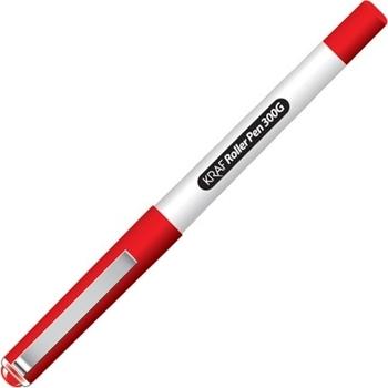Kraf 300G Roller Kalem 0,7 mm Kırmızı