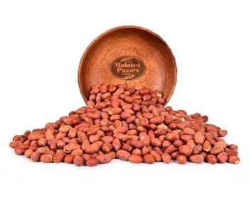 Malatya Pazarı Tuzsuz Yer Fıstığı 1 kg