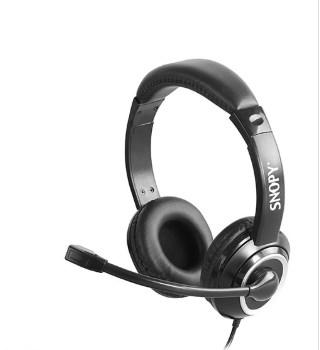 Snopy SN-X4 Kulaklık Mikrofonlu