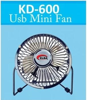 "Elba Metal Vantilatör KD-600 6"""