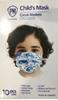 Erkek Çocuk Maskesi 3 Katlı 10'lu (Sertifikalı)