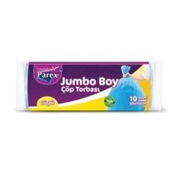 Parex Güçlü Çöp Torbası Jumbo Boy