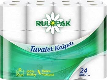 Rulopak Tuvalet Kağıdı 24'lü