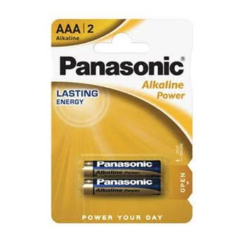 Panasonic LR03APB/12BP Power Alkaline İnce Kalem Pil 1,5 V