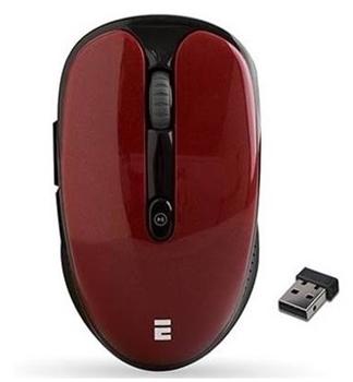 Everest SM-250 Mouse Multimedya Fonksiyonlu Kırmızı