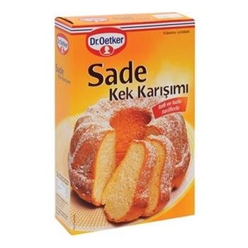Dr.Oetker Kek Karışımı 450 gr Sade