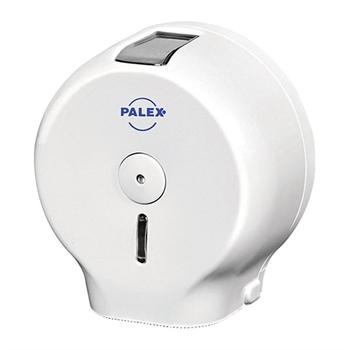 Palex Plastik Jumbo Tuvalet Kağıdı Aparatı Beyaz