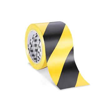 Kalant  Emniyet Şeridi 500 mt Sarı - Siyah