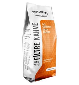Nish  Filtre Kahve 250 Gr