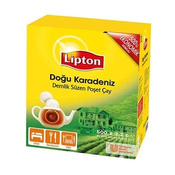 Lipton Doğu Karadeniz Demlik Poşet Çay 500'lü Paket