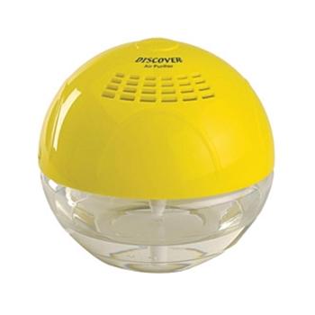 Discover Air Purifier Sihirli Küre Hava Temizleme Cihazı Sarı