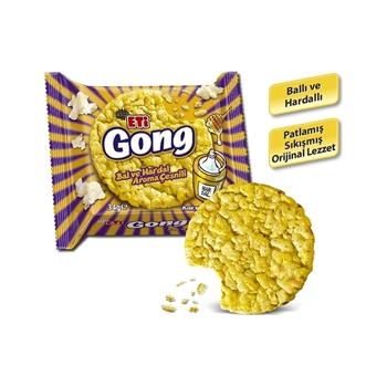 Eti  Gong 34Gr 18li Ballı Hardallı