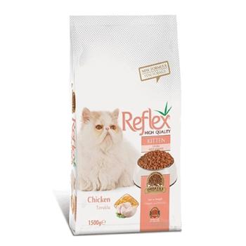 Reflex Kitten Tavuklu 1,5 kg Yavru Kuru Kedi Maması