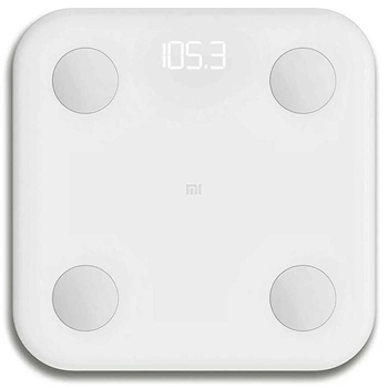 Xiaomi Mi Body Composition Scale 2 Tartı  Beyaz