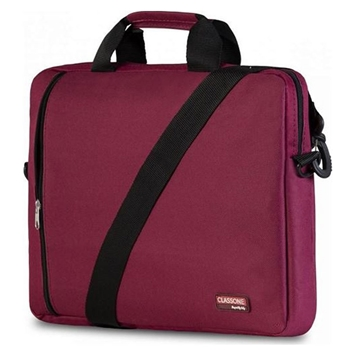 "Classone BND205  15.6"" Bordo Notebook Çantası"