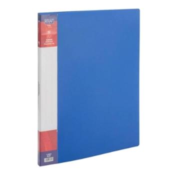 Kraf  Sunum Dosyası 40 Poşetli Mavi