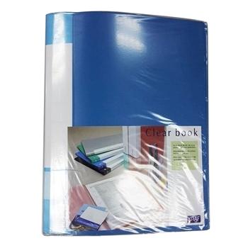 Kraf Sunum Dosyası 30 Poşetli Mavi