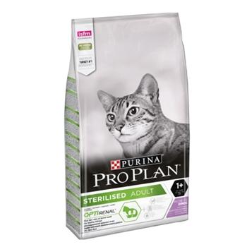 Pro Plan Sterilised Kısırlaştırılmış Yetişkin Kedi Maması Hindi Etli 3 kg