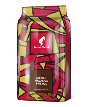 Julius Meinl Wiener Melange Bristol Çekirdek Kahve 1000 gr