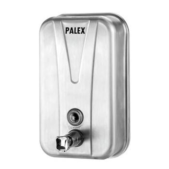 Palex Duvara Monte Sıvı Sabunluk 1000 cc 3804-1 Krom
