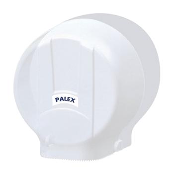 Palex 3448-0 Plastik Standart Jumbo Tuvalet Kağıdı Dispenseri Beyaz