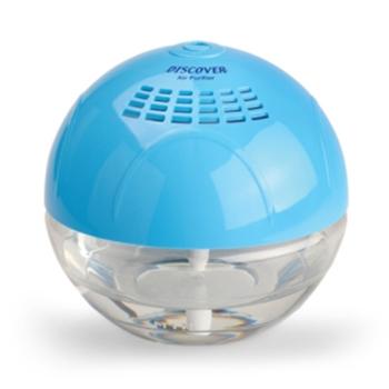 Discover Air Purifier Sihirli Küre Hava Temizleme Cihazı Mavi