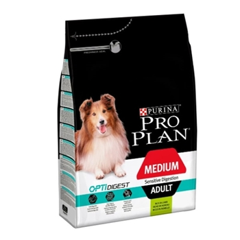 Pro Plan Medium Yetişkin Köpek Maması Kuzu Etli 3 kg