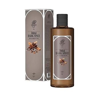 Rebul Dark Spice Cam Şişe Kolonya 270 ml