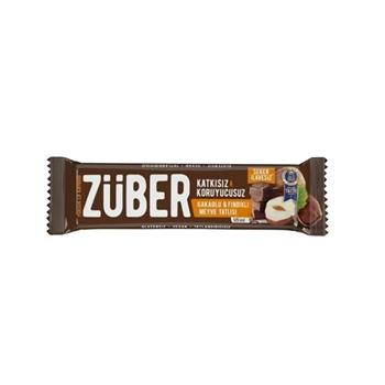 Züber Fındıklı Kakaolu Meyve Bar 40 gr