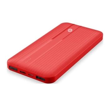 Dexim DCA0035 M75 Serisi 10000 mAh Powerbank Kırmızı