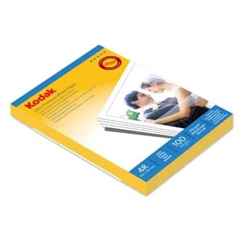 Kodak Ultra Premium Mat inkjet 270 gr 10x15 Fotoğraf Kağıdı 100 Yaprak