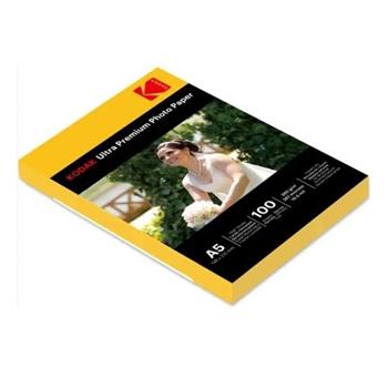 Kodak Ultra Premium Parlak inkjet 260 gr 15x21 Fotoğraf Kağıdı 100 Yaprak