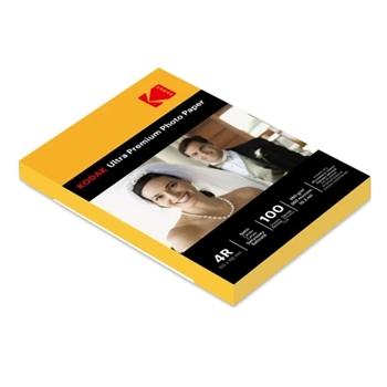 Kodak Ultra Premium Mat inkjet 260 gr 10x15 Fotoğraf Kağıdı 100 Yaprak