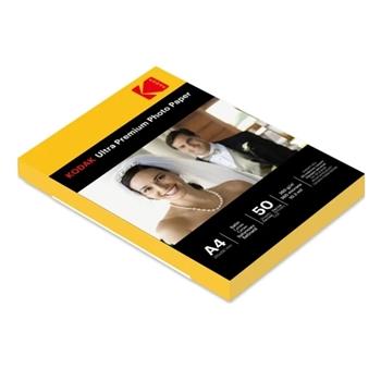 Kodak Ultra Premium Mat inkjet 260 gr 20x30 Fotoğraf Kağıdı 50 Yaprak