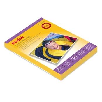Kodak Premium Parlak inkjet 230 gr 15x21 Fotoğraf Kağıdı 100 Yaprak