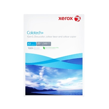 Xerox Colotech Fotokopi Kağıdı A3 120 gr 500 Sayfa
